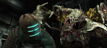 Un Comic pour Dead Space Extraction
