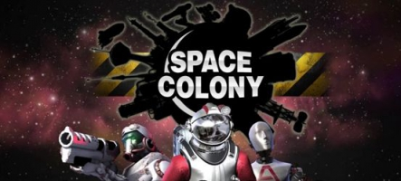 Space Colony: Steam Edition annoncé pour le printemps