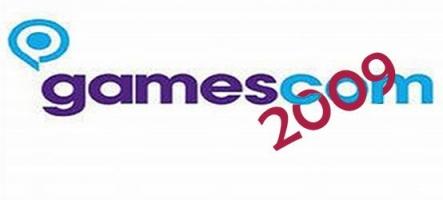 GamesCom 2009 : Ecorné de bord