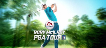 EA Sports Rory McIlroy PGA Tour : Tiger Woods cède sa place