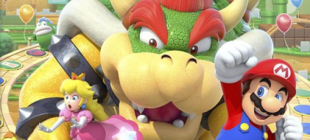 (Test) Mario Party 10 (Nintendo Wii U)
