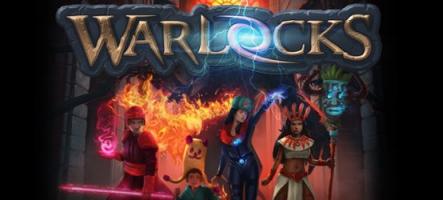 Warlocks, un jeu de rôle/action sur PC, PS4, Xbox One, PS Vita et Wii U