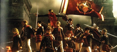 Final Fantasy Type-0 HD sort ce vendredi
