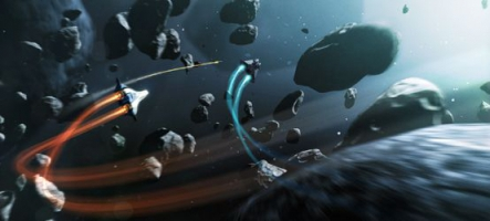 Terry Pratchett immortalisé dans Elite : Dangerous