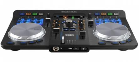 Test de la platine Hercules Universal DJ