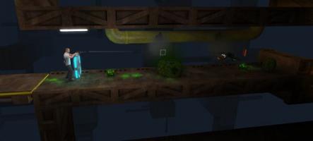 Lockdown Protocol, un jeu de shoot futuriste