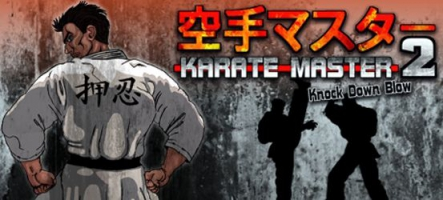 Karate Master 2 Knock Down Blow, un jeu de karaté old-school