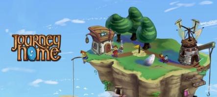 Journey Home : un ambitieux jeu de stratégie