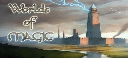 Worlds of Magic : sortie sur PC et annoncé sur Xbox One