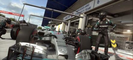 Codemasters promet du lourd pour F1 2015