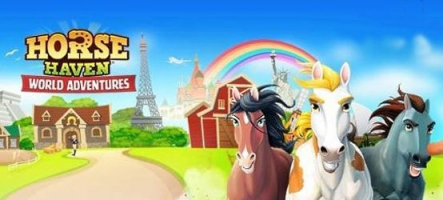 Horse Haven World Adventures : TUEZ DES PONEYS PAR MILLIERS !