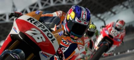 MotoGP 15 annoncé pour ce printemps