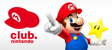 Club Nintendo : Dernier jour pour enregistrer vos jeux !