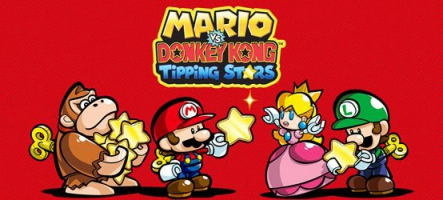 (Test) Mario vs Donkey Kong : Tipping Stars (Wii U/3DS)