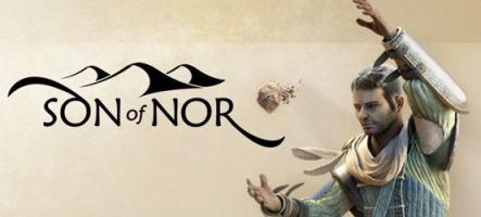 Son of Nor, le monde est votre arme