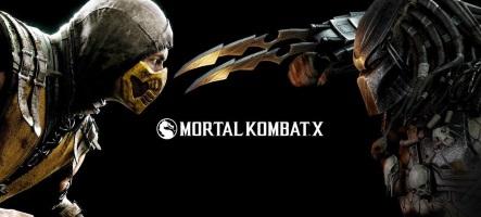 Mortal Kombat X commence son tour d'horizon des personnages