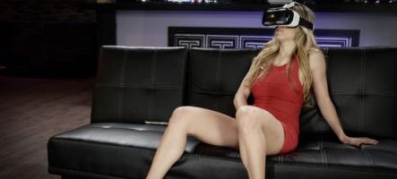 (int -16 ans) Veiviev : Les pros du porno en réalité virtuelle