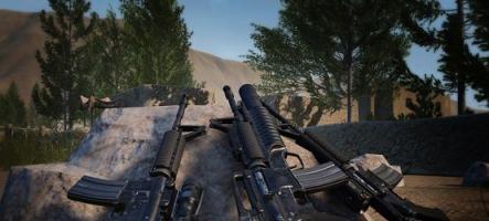 Squad, un nouveau FPS multijoueur