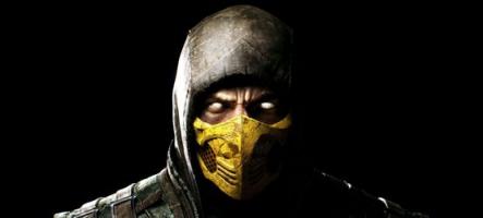 Mortal Kombat X: le lancement