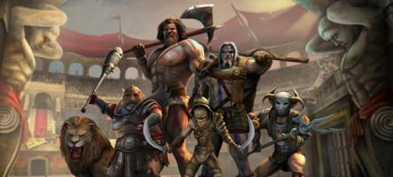 I, Gladiator : tu aimes les messieurs en jupettes ?