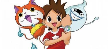 Yo-Kai Watch : le phénomène Nintendo débarque en France