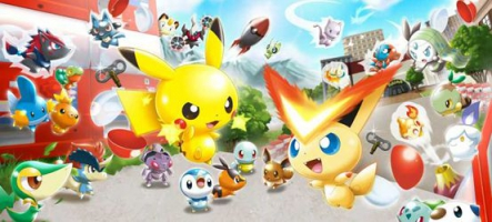 Pokémon Rumble World est disponible sur Nintendo 3DS
