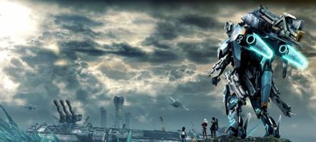 Découvrez les combats dans Xenoblade Chronicles X