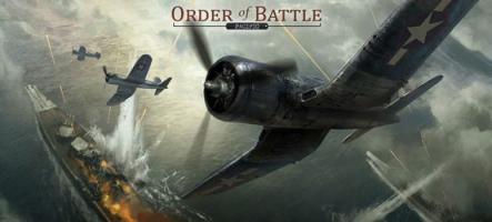 Order of Battle: Pacific, un jeu de stratégie pointilleux