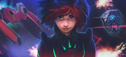 Dimension Drive : Un shoot'em up sur Kickstarter