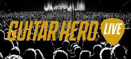 Guitar Hero Live annoncé par Activision