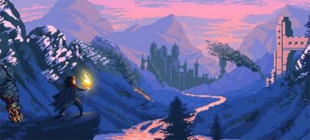 Wildfire, un petit jeu de plateformes old-school fait son Kickstarter