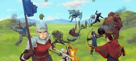Telepath Tactics : un jeu à la Fire Emblem