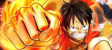 One Piece: Pirate Warriors 3, un jeu PS4, PS3, PS Vita et PC