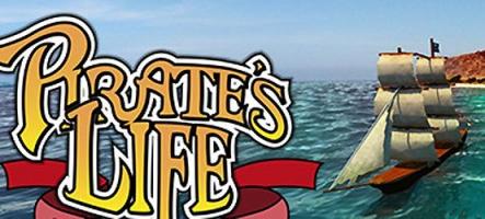 Pirate's Life : Un Sim City dans les Caraïbes...