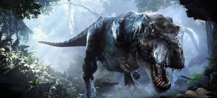 Back to Dinosaur Island : Un jeu en réalité virtuelle signé Crytek