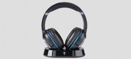 Test du casque Turtle Beach Elite 800 (PS3, PS4, mobiles)