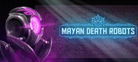 Mayan Death Robots : combat de robots