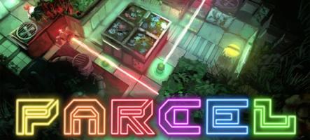 Parcel : Un puzzle cyberpunk