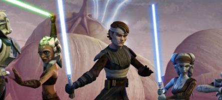Disney Infinity Star Wars révélé