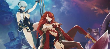 Deception IV : The Nightmare Princess débarque sur PS4 en juillet