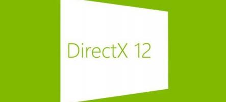 Nvidia dévoile une vidéo DirectX 12