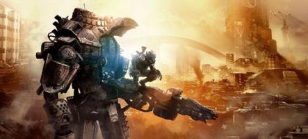 Titanfall 2 ne sortira pas avant avril 2016