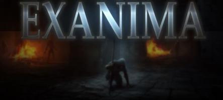 Exanima : Un jeu de rôle sombre et violent