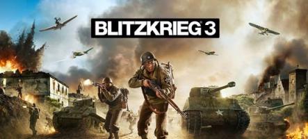 Blitzkrieg 3 disponible en accès anticipé