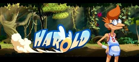 (Test) Harold (PC)