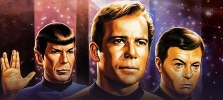Les jeux Star Trek débarquent sur Gog.com