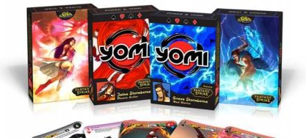 Yomi, un jeu de cartes à l'ambiance Street Fighter