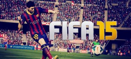 FIFA 15 offert sur Xbox One