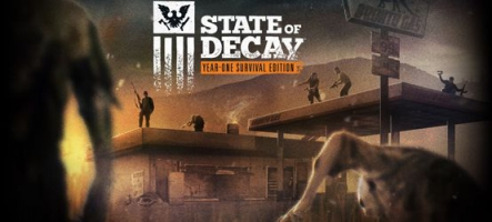 (Test) State of Decay Year One Survival Edition (PC, Xbox One)