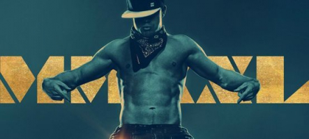 Channing Tatum en mode Strip Tease dans Magic Mike XXL
